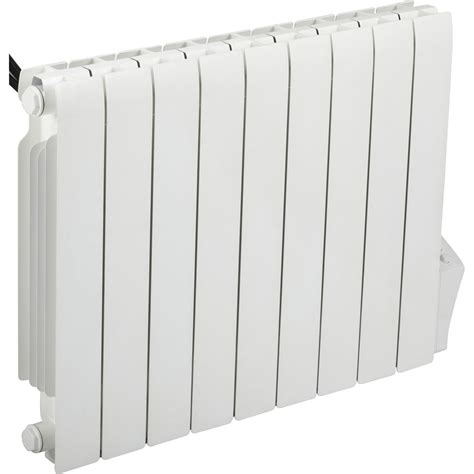 radiateur electrique cuisine radiateur électrique à inertie fluide celcia 1500 w