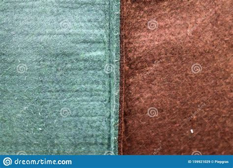 Colorful Detailed Fabric Textures Of Different Cloth Types