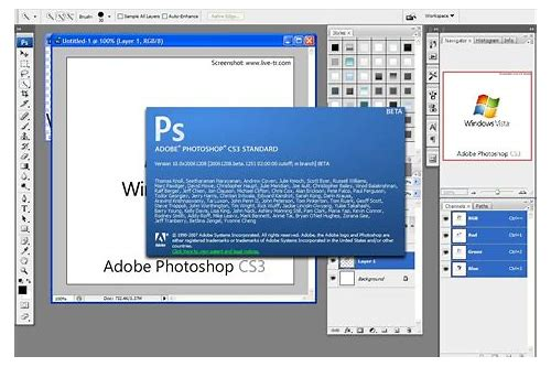 photoshop cs3 full software free download