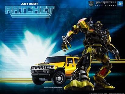 Ratchet Transformers Imagenes Film Fotos Los 2007
