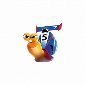 Passion Stickers - Turbo Snail - The Movie Decals Wallstickers