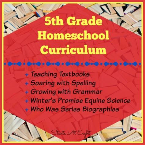 Our Homeschool Curriculum 20162017 (high Schoolgap Year, 8th, 5th) Startsateight