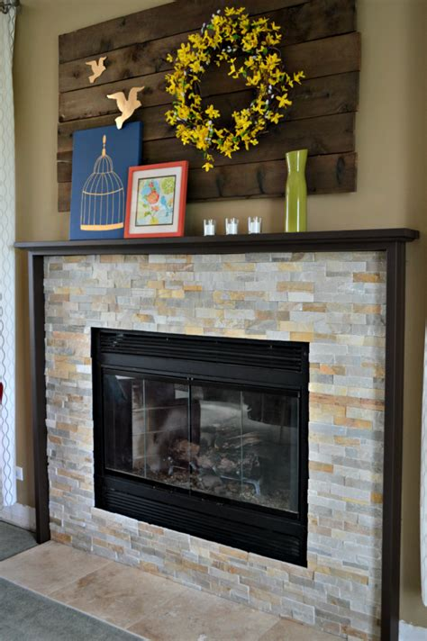 diy fireplace mantel 15 diy fireplace mantel and surrounds home and