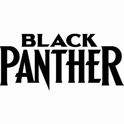 Panther Stickers Marvel Decals Passion Movie Film