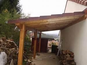 Forum Faire Construire : conception abri bois monopente ados un garage 8 messages ~ Melissatoandfro.com Idées de Décoration
