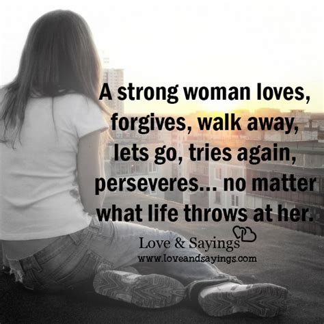 strong to walk away quotes