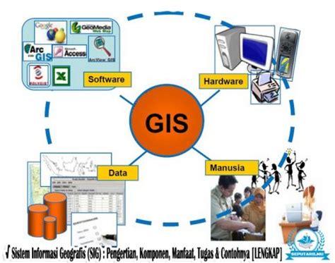 Sistem informasi akuntansi di dalam perusahaan sangat penting dan diperlukan sebagai. Komponen SIG : Pengertian, Manfaat, Tugas & Contohnya Lengkap