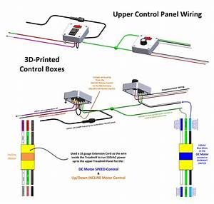 Treadmill Motor Wiring Diagram Trimline 2650 1