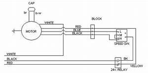 Blower Motor For Exhaust Fan - Electrical
