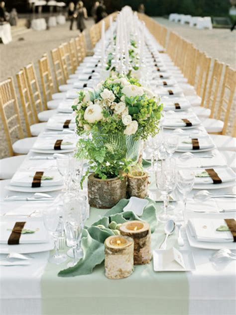 wedding table decor 37 stylish country wedding table decorations table 1168