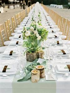 37 Stylish Country Wedding Table Decorations