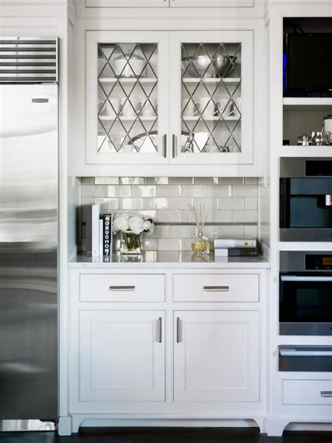 glass front bathroom cabinet photo page hgtv