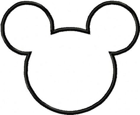 mickey mouse printable template 90 best ideas about minnie on minnie
