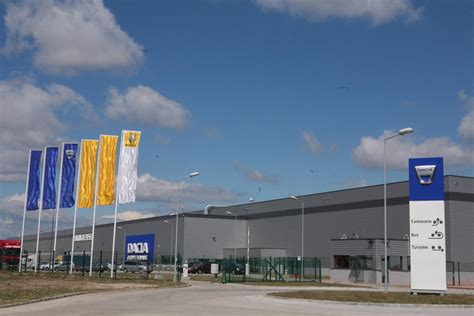 renault romania renault opens new spare parts and accessories center in