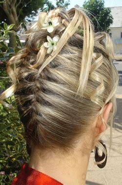 coiffures de ceremonie