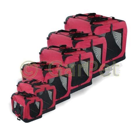 transportbox hund faltbar faltbare transportbox f 252 r hunde und katzen kaufen