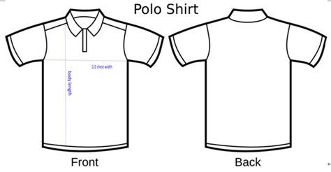 Embroider Polo Shirt Template by Fashion Wholesale Polo Shirt