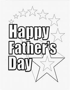 Happy Fathers Day Coloring Pages - coloringsuite.com