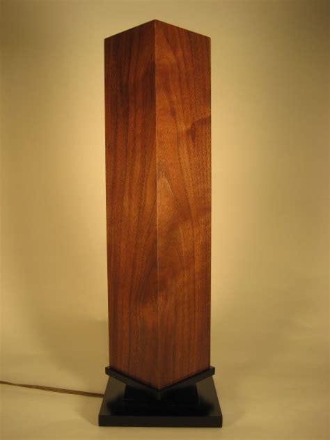 wooden lamp plans  diy  plans  craft