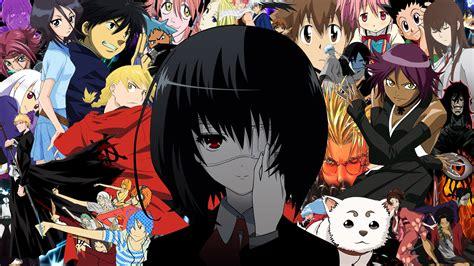 Anime Mix Wallpaper - anime mix by namesalreadyclaimed on deviantart