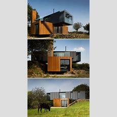 Modern Container House Design Ideas 84 In 2019