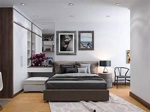 Residental, 3d, Modern, Bedroom
