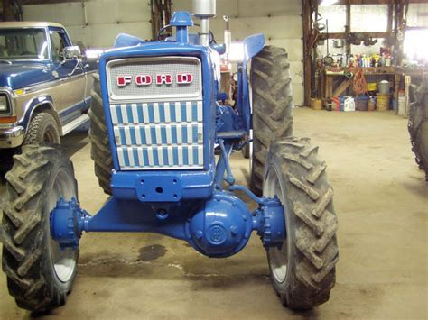 ford 4000 4wd yesterday s tractors