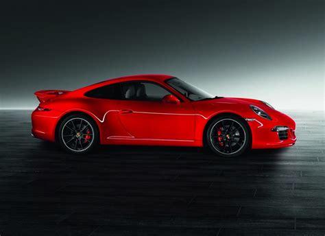 2018 Porsche 911 Carrera S Performance Powerkit Options