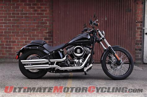 2011 Harley-davidson Blackline