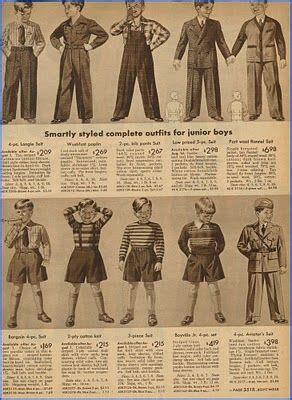boys attire    costumes fashion outfits