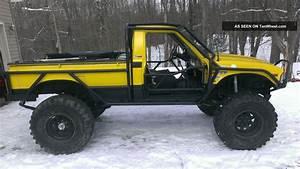 1981 Toyota Pickup Rock Crawler Off Road 4x4
