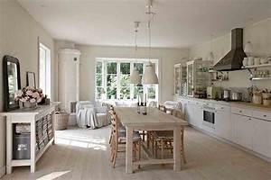 Deko Küche Landhausstil : nordic living skandinavisch wohnen landhaus look ~ Frokenaadalensverden.com Haus und Dekorationen