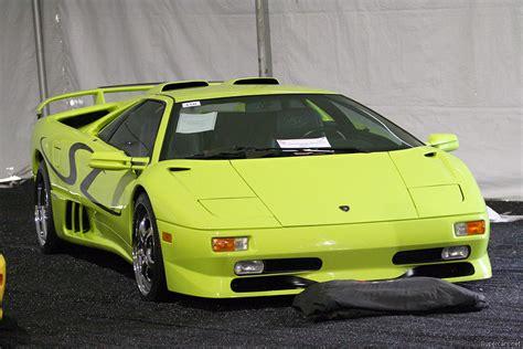 1996→1999 Lamborghini Diablo Sv  Lamborghini Supercarsnet