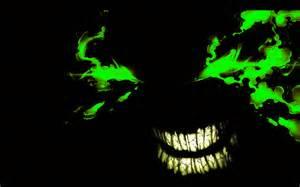 Disturbed Logo Face