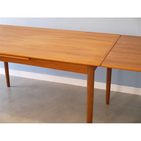 tres grande table de salle a manger agr 233 able tres grande table de salle a manger 6 table manger vintage design scandinave jpg valdiz