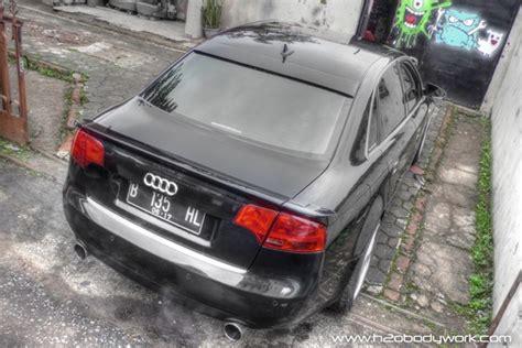 Modifikasi Audi A4 by Modifikasi Audi A4 Www H2obodywork