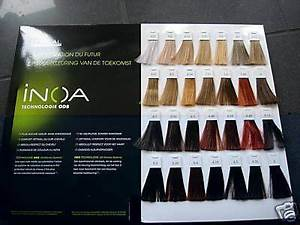 Loreal Inoa Supreme Color Chart Inoa Hair Color Chart Pdf