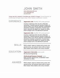 10  Images About Resume Career Termplate Free On Pinterest