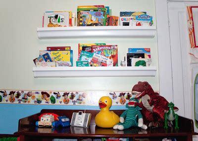 Snails And Puppy Dog Tails Rain Gutter Bookshelves