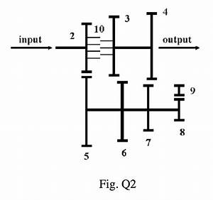 Solved  02   10 Marksj Figure Q2 Shows The Schematic Drawi