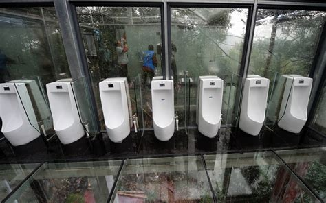 china debuts completely   bathroom travel