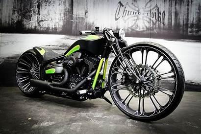 Chopper Bobber Thunderbike Custom Motorcycle Bike Motorbike