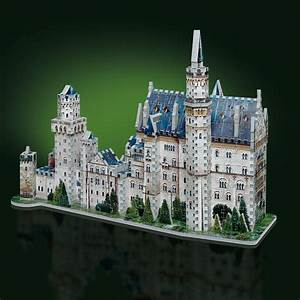 wrebbit puzzle 3d nos produits chateau de neuschwanstein With plan maison avec tour 17 wrebbit puzzle 3d nos produits chateau de neuschwanstein