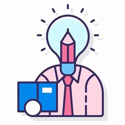 Teaching Icon Creative Icons Education