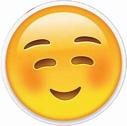 Emoji Whatsapp Smiley Smail Clipart Face Sticker