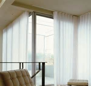 ceiling curtain tracks decorating ceiling curtains bay window curtains and bays
