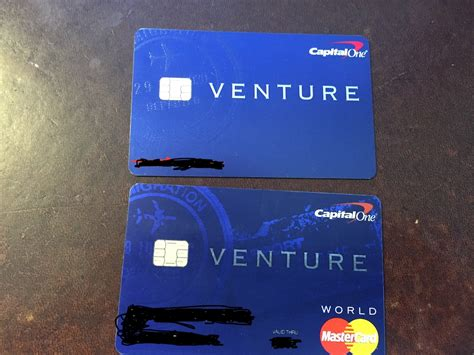 These are designed to help people improve their credit health. Anyone else have a World MasterCard or WEMC VENTUR ...