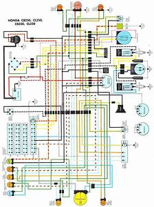 Cb350 Wiring Diagram Wiring Diagram Todays Color Wire