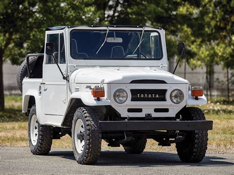 land cruiser toyota land cruiser fj40 revivaler