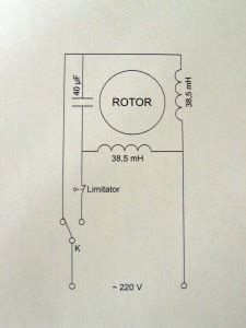 Legare Motor Monofazic by Pornire Motor Monofazat In Ambele Sensuri 2 Quot Arduino